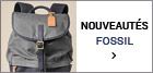Nouvelle collection homme Fossil