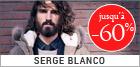 Soldes homme Serge Blanco