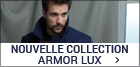 Nouvelle collection Armor lux homme