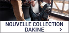 Nouvelle collection Dakine homme