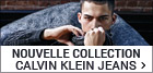 Nouvelle collection Calvin Klein Jeans homme