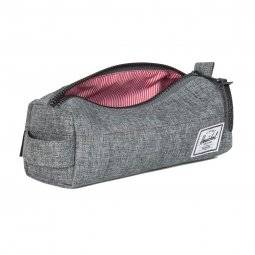 Trousse Herschel Settlement Case gris chiné