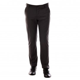 Pantalon de costume cintré Selected noir