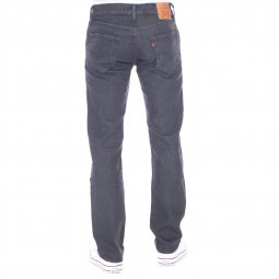 Jean Levi's 504 Regular Straight Fit Newby anthracite