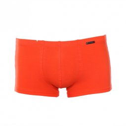 Shorty Minipants Olaf Benz en coton stretch orange fluo