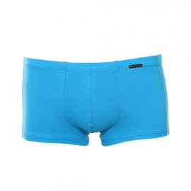 Shorty Minipants Olaf Benz en coton stretch bleu cyan