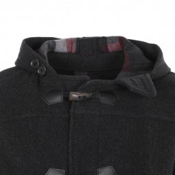 Duffle Coat Malo Armor Lux Anthracite