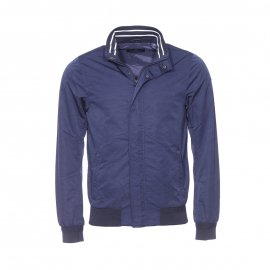 Blouson Scotch & Soda bleu marine