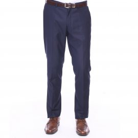 Pantalon de costume One Mylo SH Logan Selected Bleu marine