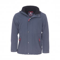 Parka courte Hot Bermudes anthracite