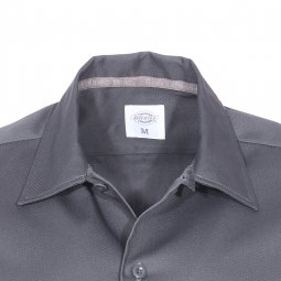 Chemise manches courtes droite Dickies gris anthracite