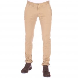 Pantalon chino slim Hilfiger Denim beige