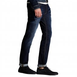 Jean regular Clark original Jack&Jones bleu denim