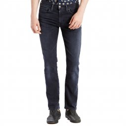 Jean 511 Levi's slim fit Headed South noir