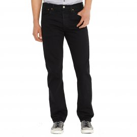 Jean Levi's 501 Original Black Normal Fit
