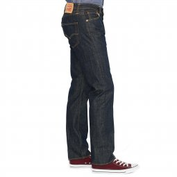 Jean Levi's 501 Original Normal Fit Marlon bleu foncé