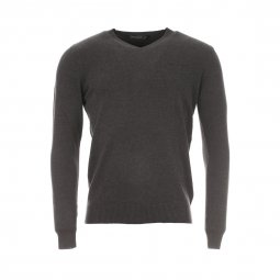 Pull léger Teddy Smith Pulser en coton anthracite