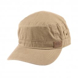 Casquette style militaire Dickies Alpena beige