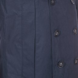 Trench Rogue Mac Superdry bleu marine