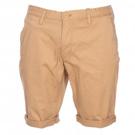Short chino Teddy Smith en coton miel