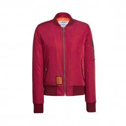 Blouson Bombers Original Junior bordeaux