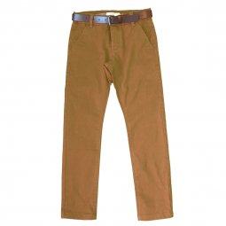 Pantalon chino Name it camel
