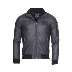 Blouson zippé Petrol Industries Junior noir