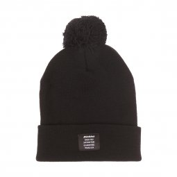 Bonnet à pompon Edgeworth Dickies noir