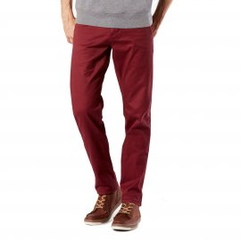Pantalon Alpha original Slim fit Dockers bordeaux