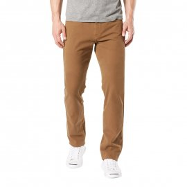 Pantalon Alpha Stretch Slim fit Dockers marron