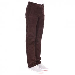 Pantalon slim tapered Dockers en velours marron