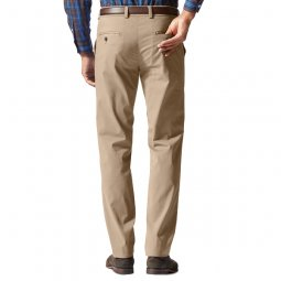 Pantalon The Best Pressed Slim Fit Dockers en coton stretch beige