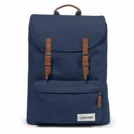 Sac à dos London Eastpak bleu marine à compartiment ordinateur 15 pouces