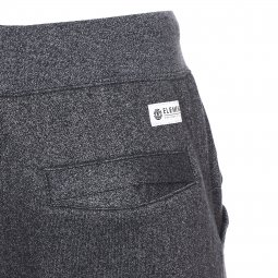 Pantalon de jogging Element en coton stretch gris chiné