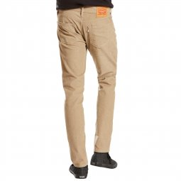 Jean 511 slim fit Levi's True chino en velours côtelé beige