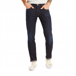 Jean 511 slim fit Levi's Blue heart
