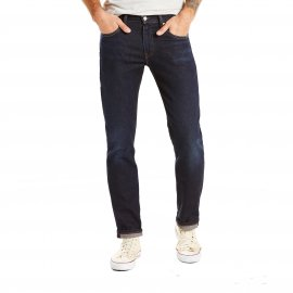 Jean Levi's 511 Slim Fit Blue heart
