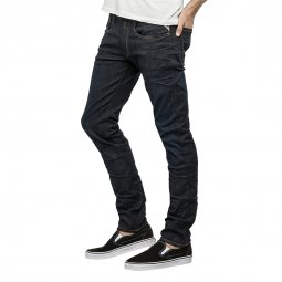 Jean slim Replay Hyperflex Anbass bleu brut