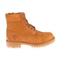 Chaussures montantes Timberland Icon 6 Premium cuir nubuck imperméable camel