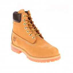 Boots Timberland Icon en cuir nubuck imperméable camel