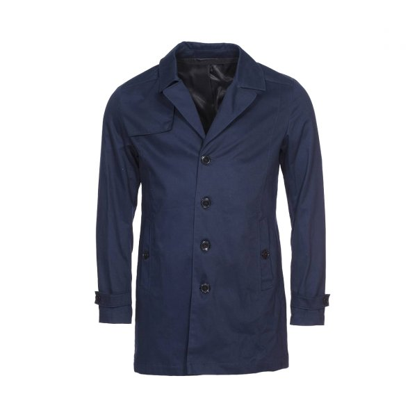 Trench Selected bleu marine