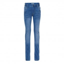 Jean slim Name it X-slim Power stretch bleu