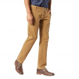 Pantalon Dockers Alpha Khaki 360 New British Khaki camel