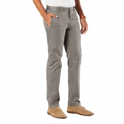 Pantalon Dockers Marina Slim Tapered Burma Gris