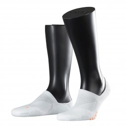 Socquettes invisibles Cool Kick Falke blanches