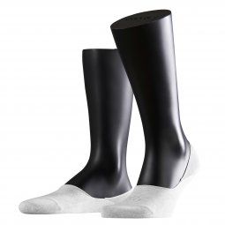 Socquettes invisibles Falke Step blanches