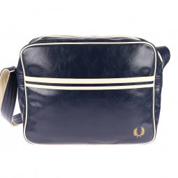 Besace Fred Perry Classic Shoulder Bag bleu marine
