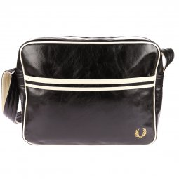 Besace Fred Perry Classic Shoulder Bag noire