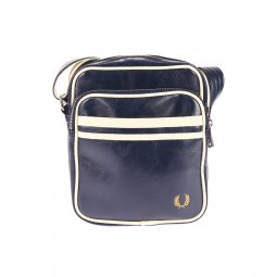 Sacoche Fred Perry Classic Side Bag bleu marine
