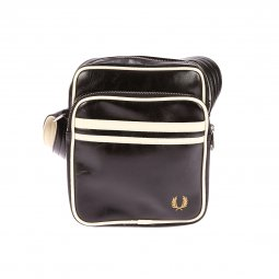Sacoche Fred Perry Classic Side Bag noire